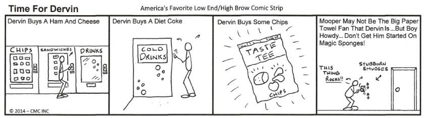 Time For Dervin - 2014-10-30