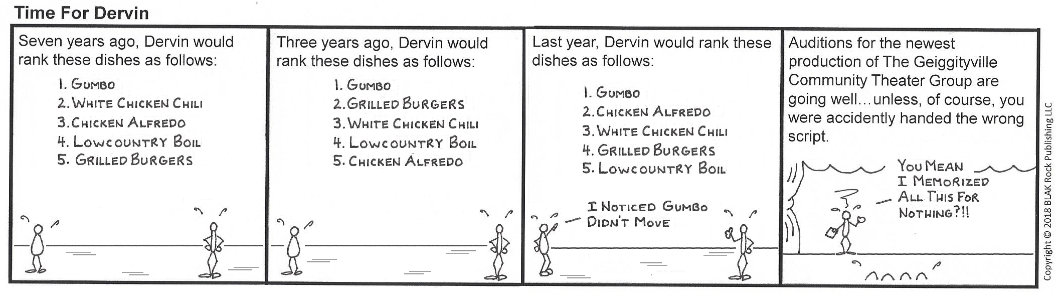 Time For Dervin - Strip Final - 2018-09-13